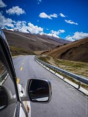 Тибетские дороги