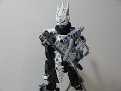 Kalek Remake V3 07 (ExclusivelyPlastic) Tags: ice robot factory lego hero bionicle toa mech