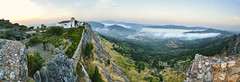 Early Morning Marvao (BongoInc) Tags: panorama castle portugal europe marvao panoramicview madeinportugal ilustrarportugal