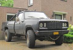 1977 Dodge Power Wagon W200 5.2 V8 (rvandermaar) Tags: wagon power dodge 1977 v8 w200 dodgepowerwagon dodgew200 sidecode5 vngx63