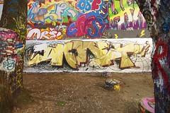 dresden (Dickie198) Tags: wall germany graffiti dresden halloffame spraypaint dickey