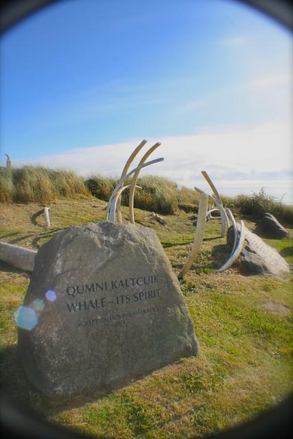 Whale Memorial