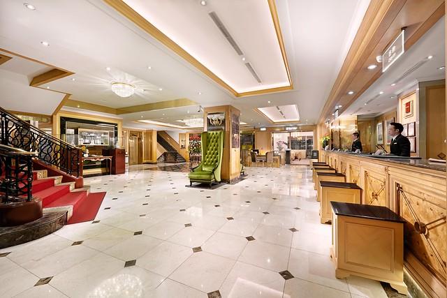 コスモス ホテル 台北/台北天成大飯店