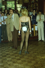 Playboy Ladies at Club Elan at the Warwick Hotel Philadelphia 1981 006 (photographer695) Tags: from ladies bunny philadelphia me club hotel 33 1981 playboy ago years elan warwick ages certainly the