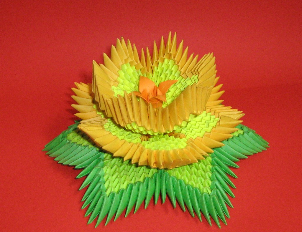 The Worlds Most Recently Posted Photos Of Lotus And Origami