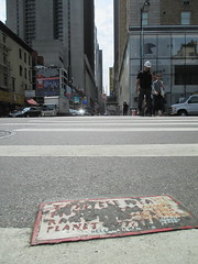 Classic Toynbee Tile 45th Street & 8th Avenue 2014 NYC 2240 (Brechtbug) Tags: street 2001 nyc classic make by tile dead idea is media you glue severino made planet jupiter kubricks must avenue 8th ai toynbee named verna sevy 45th possibly 2014 reclusive resurrect philadelphian as 06302014
