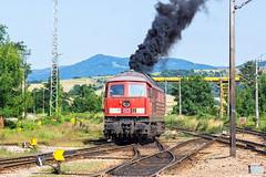 Go! (BackOnTrack Studios) Tags: smoke db bulgaria railways 232 bulgarian ludmilla schenker 678 ludi pirdop 5d49