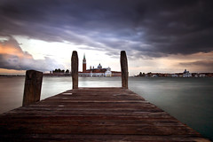 Journey to Sant Giorgio (Paddy McDougall) Tags: longexposure venice italy jetty sant giorgio nd1000x canon7d