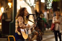 Kaila Shaw (Greg Leung) Tags: california kailashaw losangeles santamonica thirdstreetpromenade singer