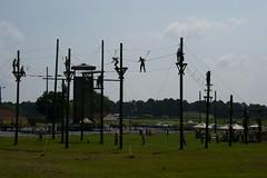 Airmen climb high (Official U.S. Air Force) Tags: training airforce airmen comissionedofficertrainingschool
