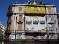 project cronos | king (aestheticsofcrisis) Tags: street urban streetart art portugal graffiti mural europe blu lisbon urbanart intervention guerillaart muralismo muralism projectocrono projectcronos