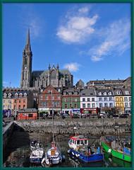 Cobh, Cork, Ireland (W_Armstro) Tags: travel ireland sea dublin irish mountains green landscape islands landscapes clare cork eire kerry hills cobh dalkey irlandese irlanda irlande countykerry countydublin countyclare skelligmichael