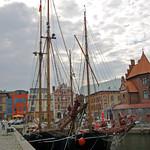 Stralsund - Hafenansichten (23) - Mittelalter-Atmosphäre wie zur Hansezeit thumbnail