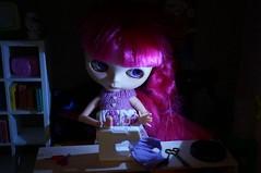 313/365 late night sewing