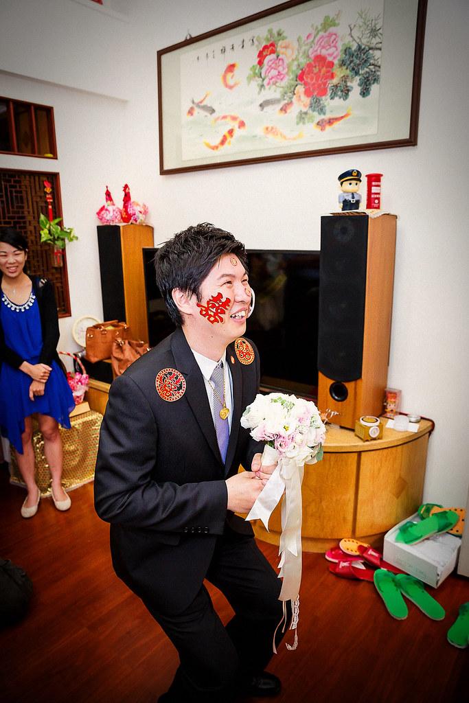 柏緯&書綾Wedding100