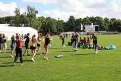 Kickboxen mit Anja Renfordt (klaeui) Tags: badsegeberg campd