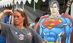 Woman of Steel?