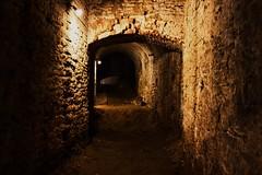 Under ground tunnels (jaworekjim) Tags: ohio texture architecture underground fun cool tour cincinnati exploring structure creepy adventure explore architect otr rubble overtherhine hiddengems lovemycity americanlegacytour