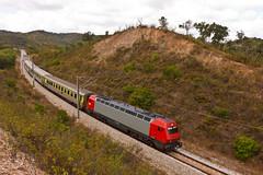 IC nos Mouratos (Nohab0100) Tags: train ic siemens railway 5600 locomotive cp alentejo comboio locomotiva intercidades eurosprinter pereiras sorefame carruagens mouratos