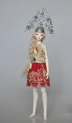 _DSC0041 (Jolly smiley) Tags: silver doll hand dress made sterling resin enchanted headwear