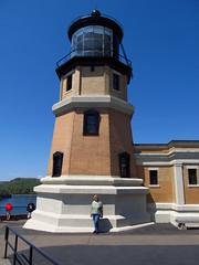 Split Rock Lighthouse State Park (Jasperdo) Tags: statepark lighthouse building minnesota architecture roadtrip barbara lakesuperior splitrocklighthouse