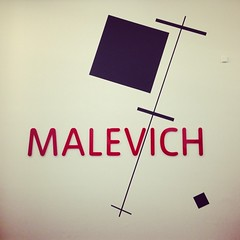 Malevich (thedigitaliris) Tags: art square tate tatemodern squareformat script malevich amaro iphoneography instagramapp uploaded:by=instagram