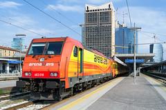 AW E483 018 (railphoto) Tags: milano porta garibaldi e483 arenaways