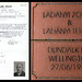 Zoltan Ladanyi Letter and Paver