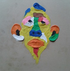 no entiendo (battarox) Tags: face picture pongo playdough faccia plasticine