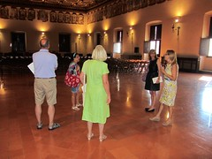 Pesaro - Palazzo Ducale - 20 agosto 2014 (cepatri55) Tags: anna kathleen ale andrew kathy alessandra palazzo pesaro ducale 2014 prefettura czajkowski binucci cepatri cepatri55