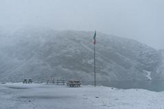 Rifugio Garibaldi (Inklaar) Tags: sneeuw val fujifilm itali adamello nkbv x100 camonica bsk tem lombardije bergsportkamp inklaar:see=all