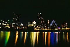 Austin Skyline Night