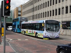 First 69245 (Coco the Jerzee Busman) Tags: uk bus ahead coach go first hampshire southampton bluestar