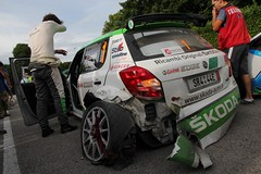 Scandola-D'Amore (www.racem.tk) Tags: del italia rally alpi s2000 skoda friuli scandola cividale damore orientali