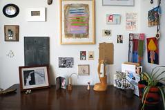 more happiness (maartje jaquet) Tags: art home amsterdam studio treasures wonderwall foundstuff