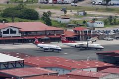 PAC Airport Terminal (JaffaPix +5 million views-thanks...) Tags: hp1670pst sf340 saab dhc8 dash8 hp1625pst pst jaffapix marcosagelabertairport pac mpmg albrook davejefferys panama panamacity airpanama airplane aeroplane aircraft turboprop airline airliner aviation albrookairport marcosagelabert