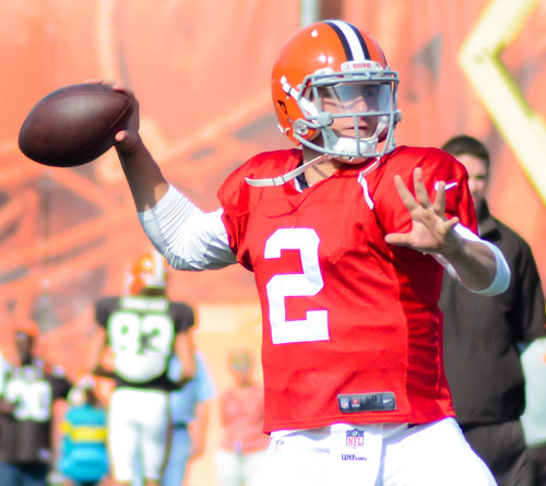 Johnny Manziel by EDrost88, on Flickr