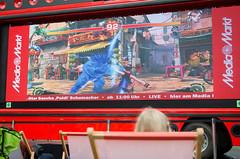 140817_Simon-Hariman_GC14_MediaMarktTruck-16 (eslphotos) Tags: truck cologne starcraft mediamarkt streetfighter gamescom leagueoflegends fifa14
