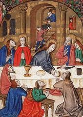 Gospel of St. Matthew 26  26-30 Establishing the mystery of the Last Supper - By Amgad Ellia 12 (Amgad Ellia) Tags: st mystery by last 26 matthew supper gospel amgad ellia 2630 establishing