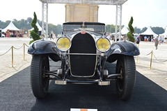 2014_09_Concours_Chantilly_Bugatti_Type_41_Royale_3 (Daawheel) Tags: france car vintage type napoleon concours coupe royale 41 chantilly elegance bugattiroyale type41