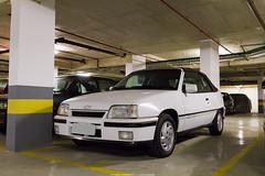 Chevrolet Kadett GSI Cabrio (Jeferson Felix D.) Tags: chevrolet canon eos cabrio opel kadett gsi opelkadett 18135mm 60d worldcars canoneos60d chevroletkadett chevroletkadettgsicabrio