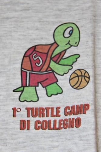 1* Turtle Camp di Collegno dettaglio logo