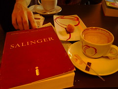 Livraria Cultura (askforjazz) Tags: bookstore salinger livrariacultura