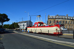 Boat Car 602/227 (PD3.) Tags: heritage beach car square pier boat south north transport central tram lancashire trams blackpool pleasure talbot fleetwood 602 psv pcv 227 flyde
