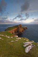Neist Point (2) (Simone Angelucci) Tags: skye vertical landscape scotland isleofskye neistpoint