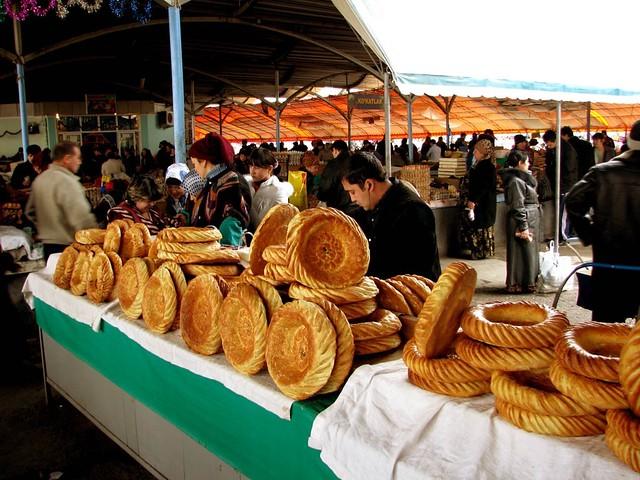 タシケント半日市内観光(ストリートフード・屋台料理が味わえるオプショナルツアー)
