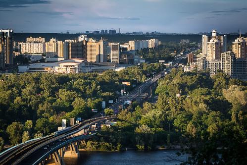 Kyiv Metro Bridge