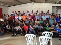 13.09.2014 - Discipulado ICPBB Marechal Deodoro - Nordeste
