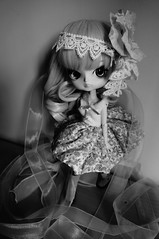 Silky Ribbon (Ms.Tangerine) Tags: anime toy japanese doll manga dal kawaii bjd pullip dalcomi