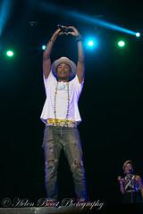 Pharrell perform @ GNC Fest in Istanbul